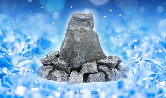 石なの?金属なの?銀色に輝くシリカ石・テラヘルツ鉱石